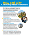 How and Why Community Associations Work
